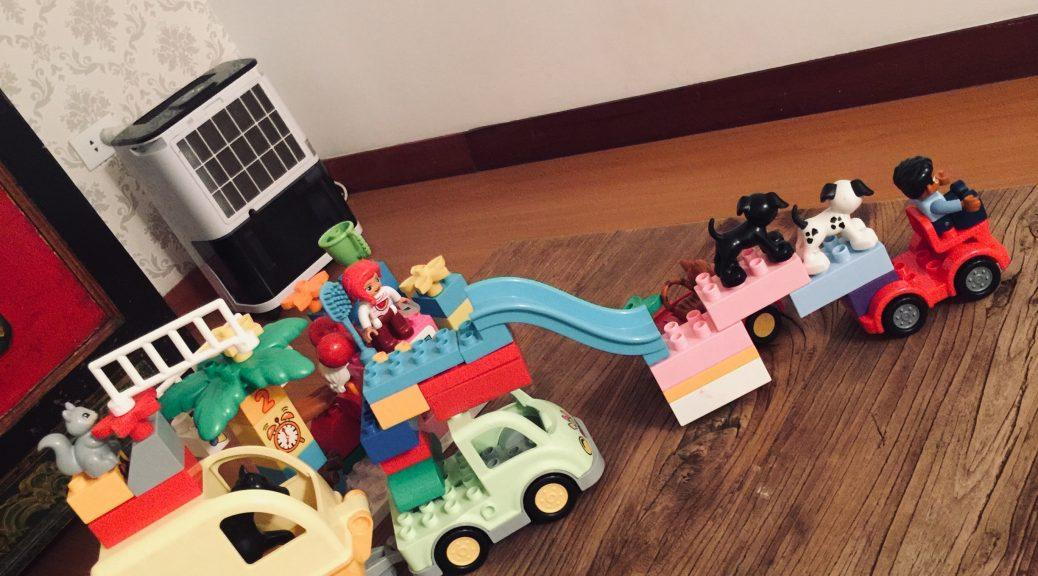 Rube Goldberg Machine_LEGO